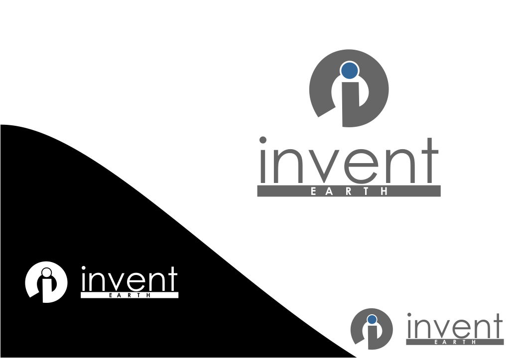 Logo Design by Agus Martoyo - Entry No. 35 in the Logo Design Contest Artistic Logo Design for Invent Earth.