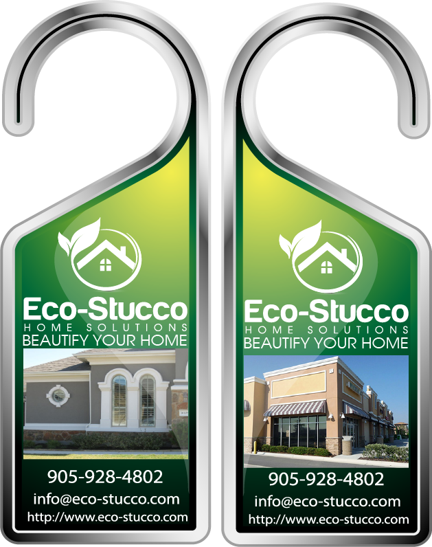 Custom Design by Private User - Entry No. 14 in the Custom Design Contest Eco-Stucco Home Solutions Custom Design.