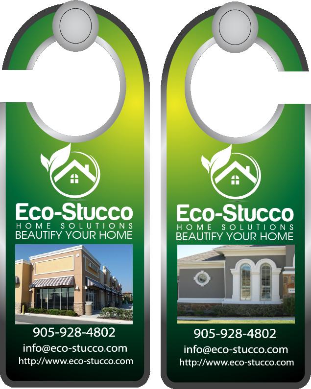 Custom Design by Private User - Entry No. 15 in the Custom Design Contest Eco-Stucco Home Solutions Custom Design.