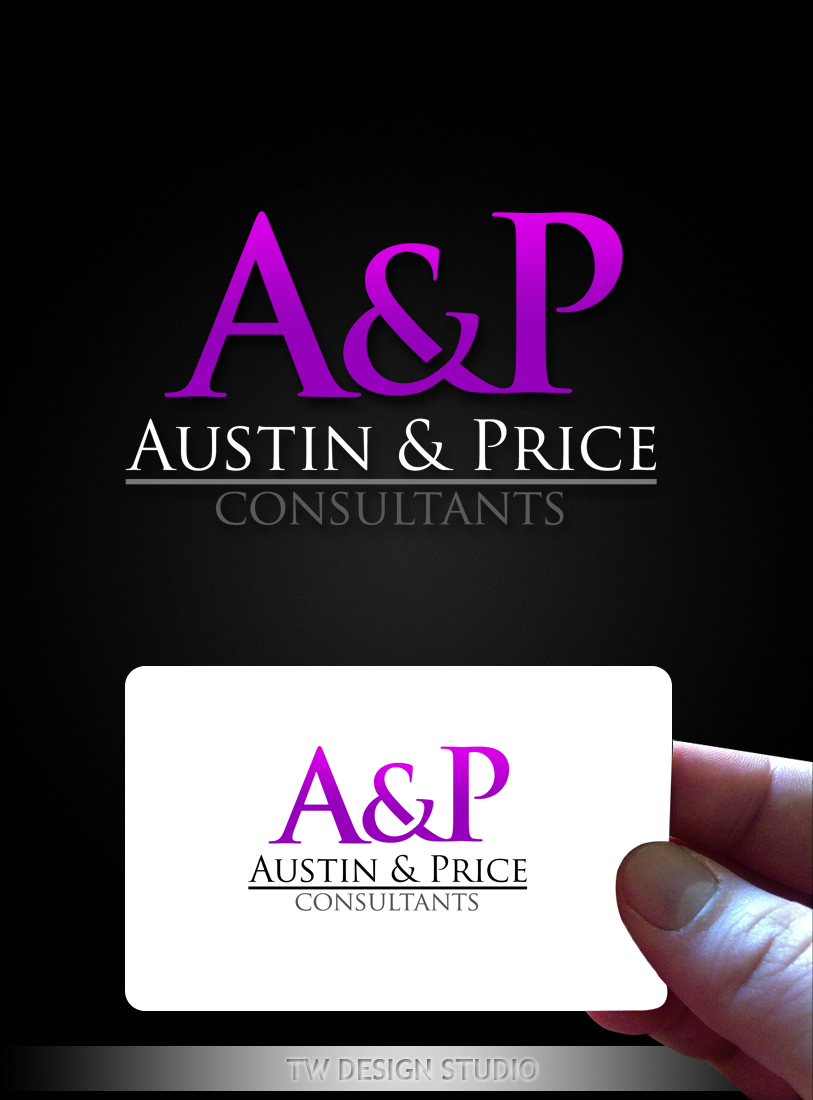 Logo Design by Robert Turla - Entry No. 21 in the Logo Design Contest Artistic Logo Design for Austin Price Advisory.