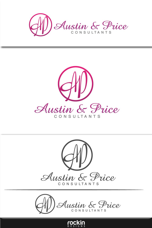 Logo Design by rockin - Entry No. 23 in the Logo Design Contest Artistic Logo Design for Austin Price Advisory.