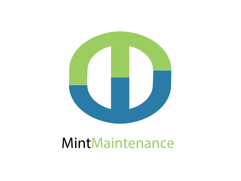 Logo Design by Sonu Boniya - Entry No. 178 in the Logo Design Contest Creative Logo Design for Mint Maintenance.