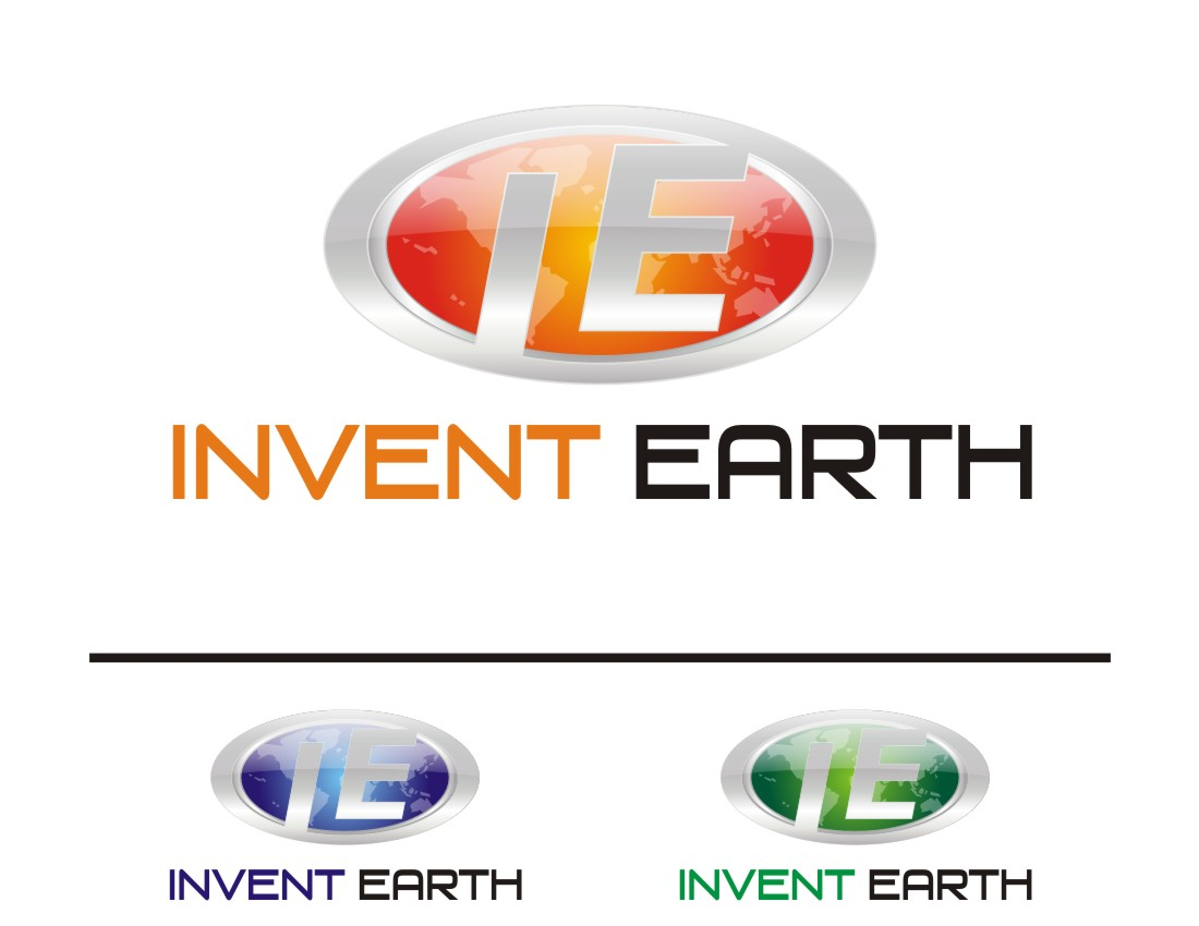 Logo Design by Private User - Entry No. 53 in the Logo Design Contest Artistic Logo Design for Invent Earth.