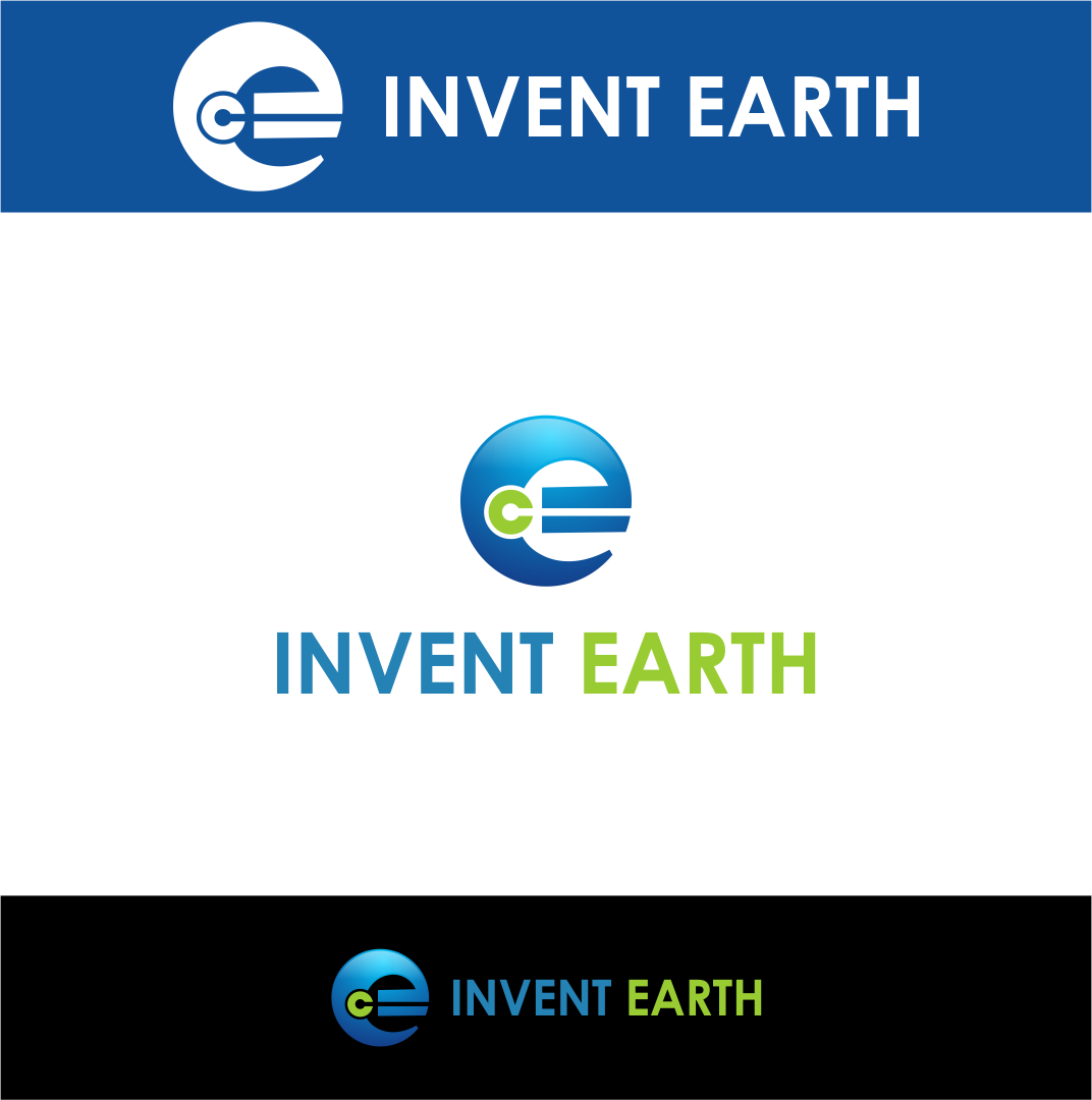 Logo Design by Agus Martoyo - Entry No. 54 in the Logo Design Contest Artistic Logo Design for Invent Earth.