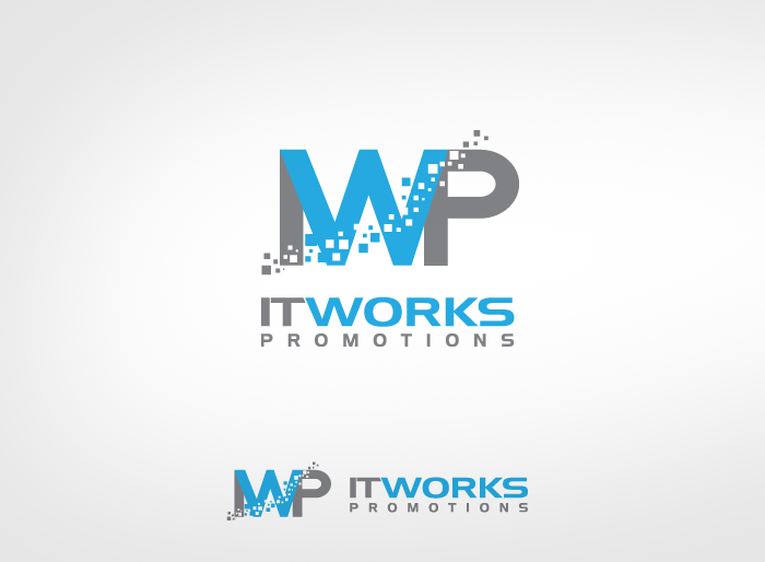 Logo Design by Jan Chua - Entry No. 155 in the Logo Design Contest Creative Logo Design for It Works Promotions.