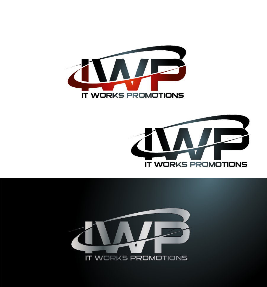 Logo Design by Private User - Entry No. 156 in the Logo Design Contest Creative Logo Design for It Works Promotions.