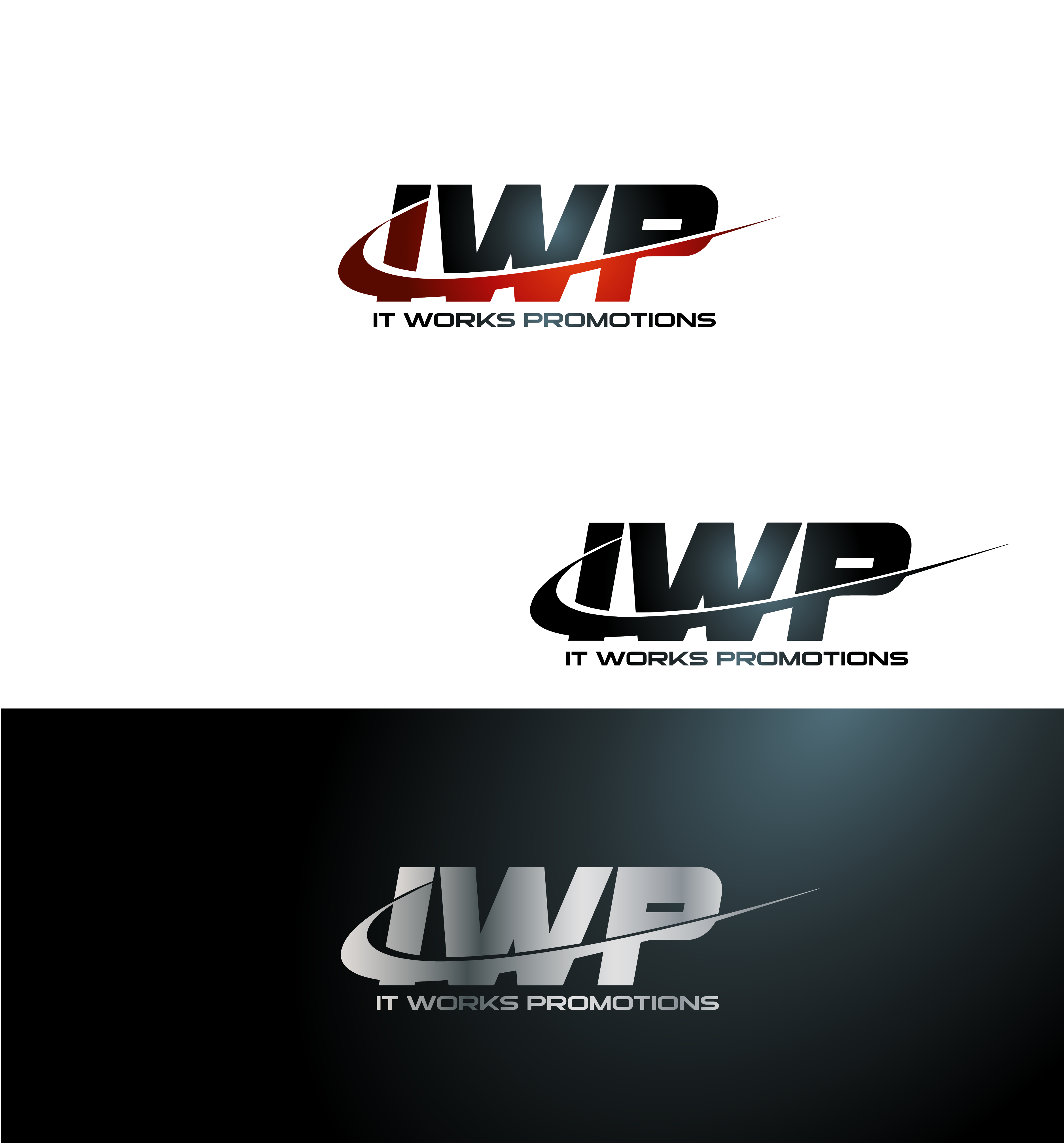 Logo Design by Private User - Entry No. 157 in the Logo Design Contest Creative Logo Design for It Works Promotions.