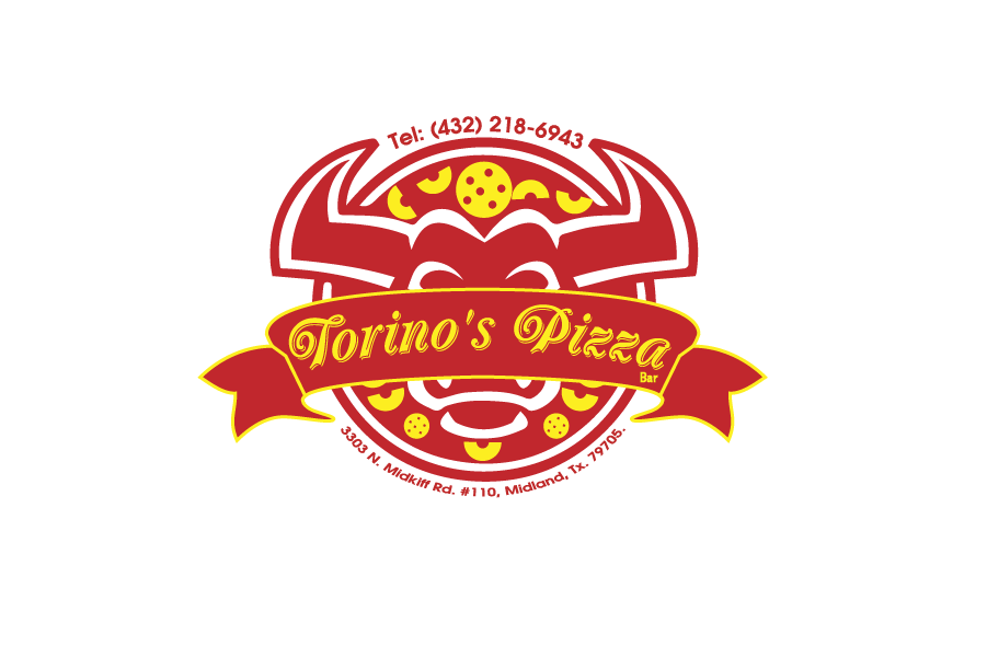 Custom Design by Private User - Entry No. 23 in the Custom Design Contest Torino's Pizza Bar Custom Design.