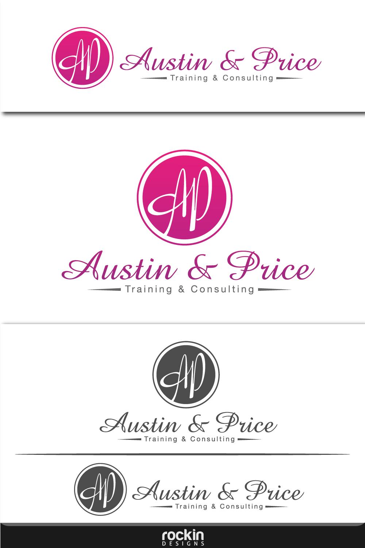Logo Design by rockin - Entry No. 44 in the Logo Design Contest Artistic Logo Design for Austin Price Advisory.