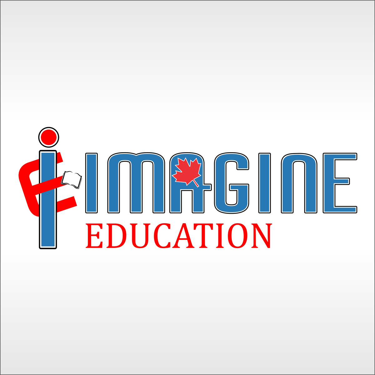 Logo Design by martinz - Entry No. 13 in the Logo Design Contest Imagine Education.