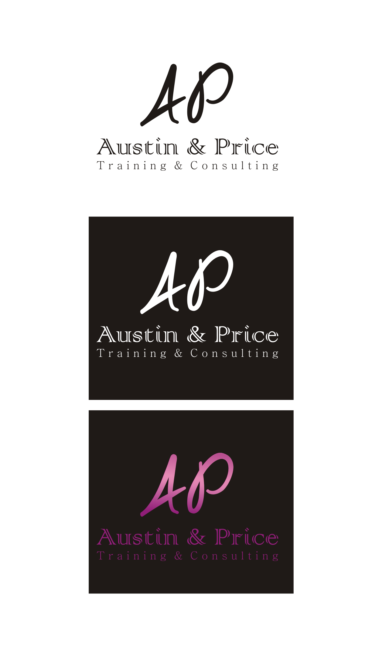 Logo Design by Nthus Nthis - Entry No. 49 in the Logo Design Contest Artistic Logo Design for Austin Price Advisory.