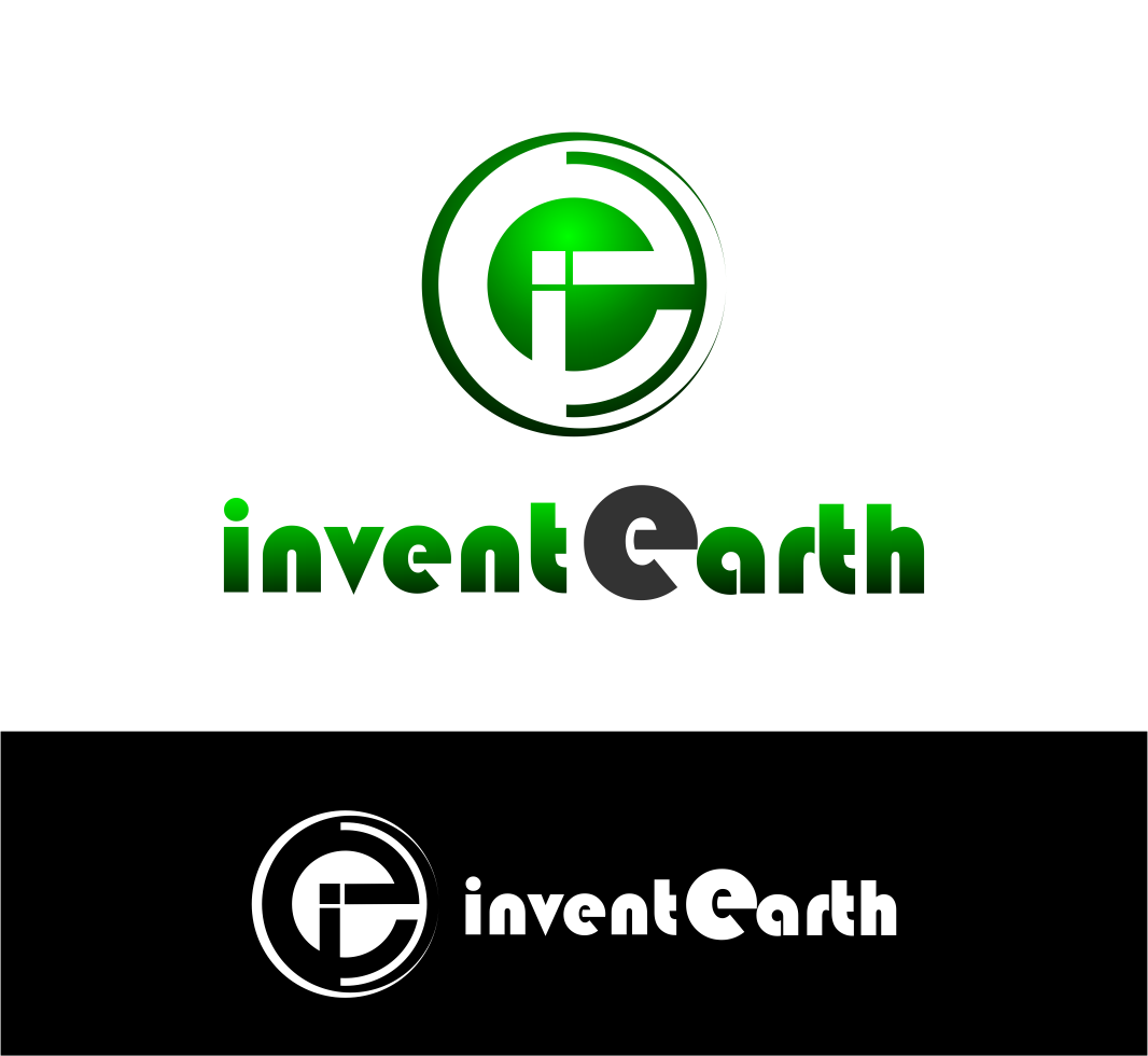 Logo Design by Agus Martoyo - Entry No. 73 in the Logo Design Contest Artistic Logo Design for Invent Earth.
