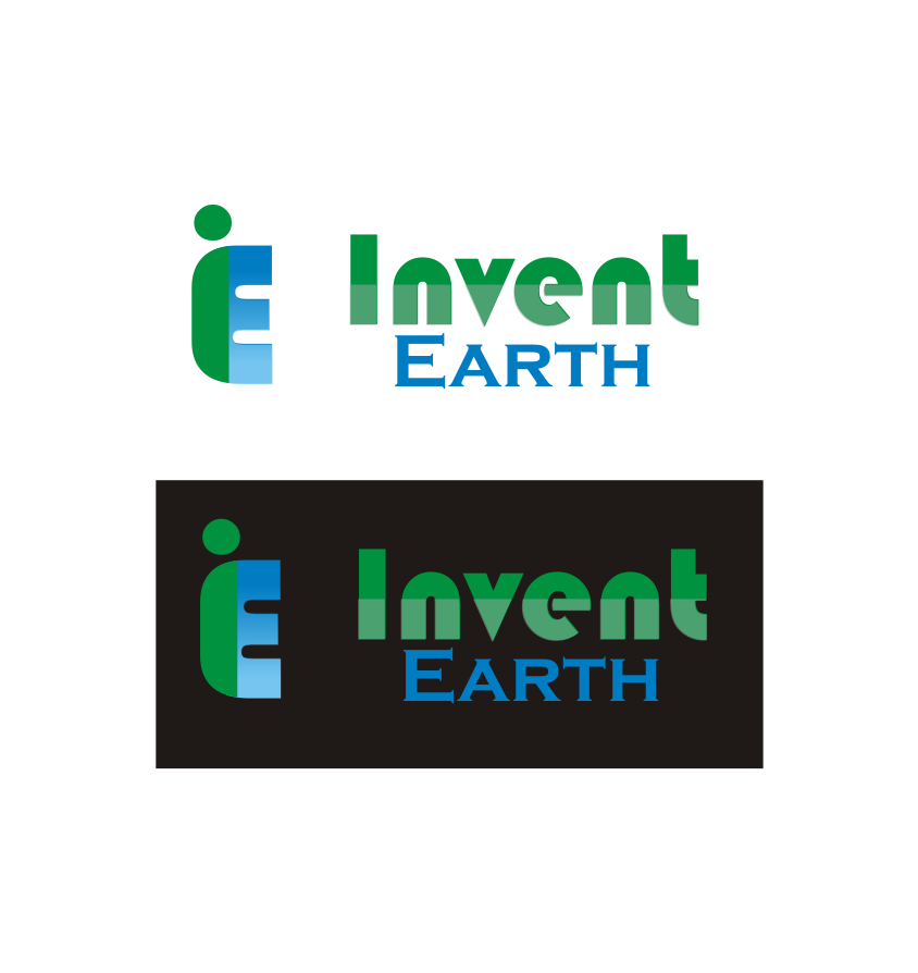 Logo Design by Nthus Nthis - Entry No. 74 in the Logo Design Contest Artistic Logo Design for Invent Earth.