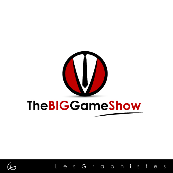 Logo Design by Les-Graphistes - Entry No. 50 in the Logo Design Contest The Big Game Show logo.