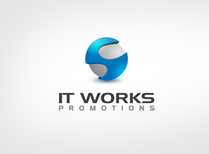 Logo Design by Jan Chua - Entry No. 165 in the Logo Design Contest Creative Logo Design for It Works Promotions.