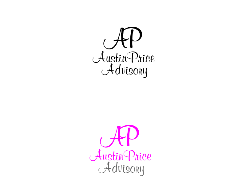 Logo Design by Private User - Entry No. 55 in the Logo Design Contest Artistic Logo Design for Austin Price Advisory.