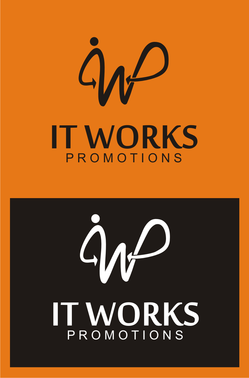 Logo Design by Nthus Nthis - Entry No. 166 in the Logo Design Contest Creative Logo Design for It Works Promotions.