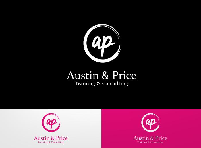 Logo Design by Jan Chua - Entry No. 61 in the Logo Design Contest Artistic Logo Design for Austin Price Advisory.