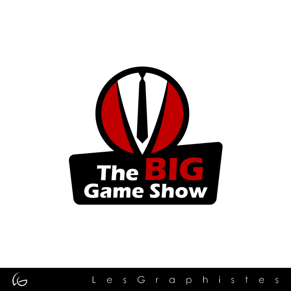 Logo Design by Les-Graphistes - Entry No. 52 in the Logo Design Contest The Big Game Show logo.