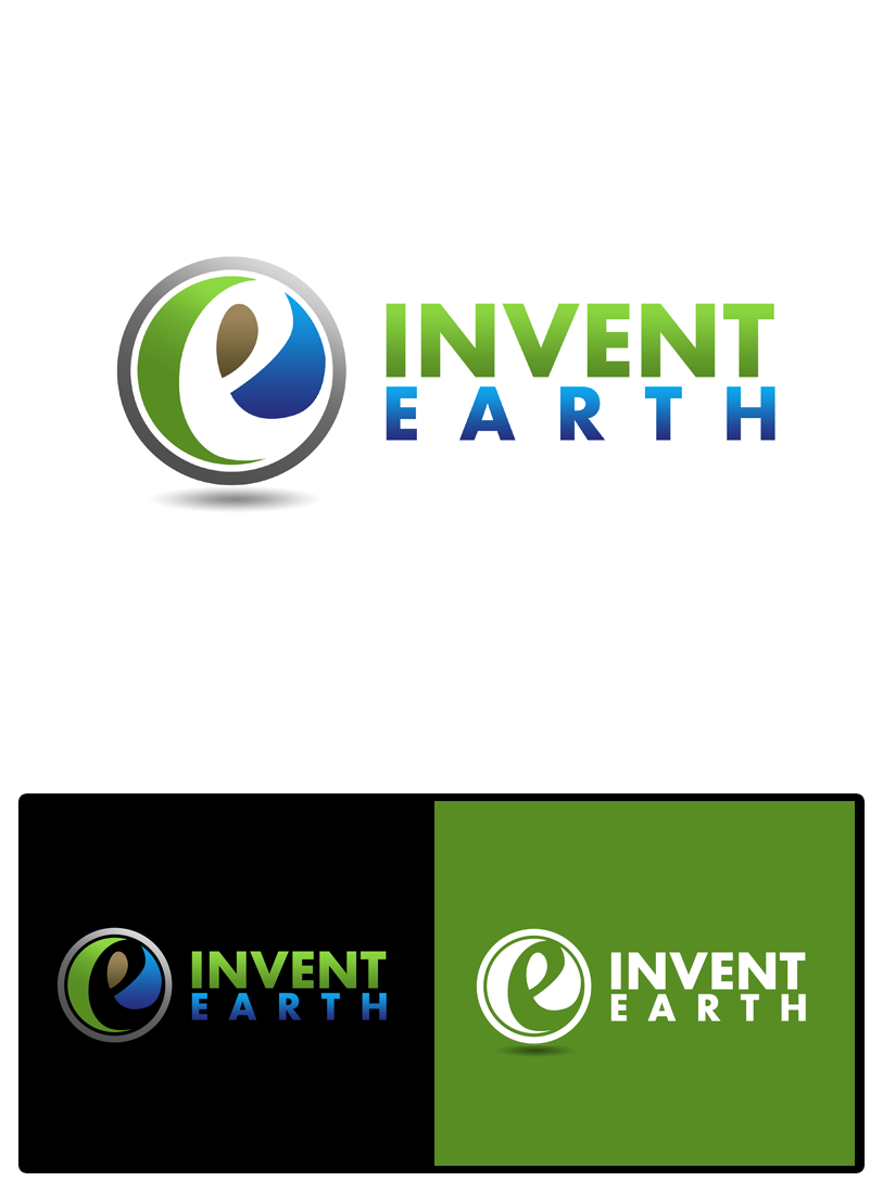 Logo Design by Private User - Entry No. 75 in the Logo Design Contest Artistic Logo Design for Invent Earth.
