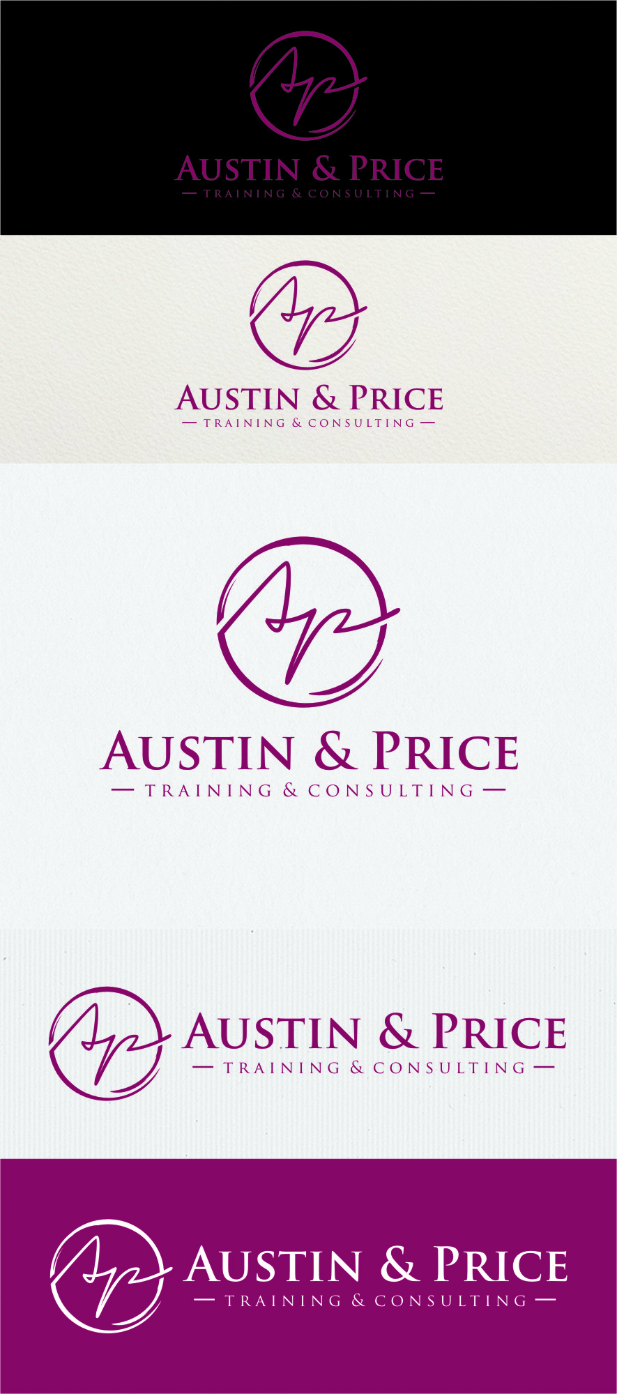 Logo Design by Ngepet_art - Entry No. 74 in the Logo Design Contest Artistic Logo Design for Austin Price Advisory.