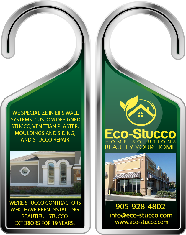 Custom Design by Private User - Entry No. 45 in the Custom Design Contest Eco-Stucco Home Solutions Custom Design.