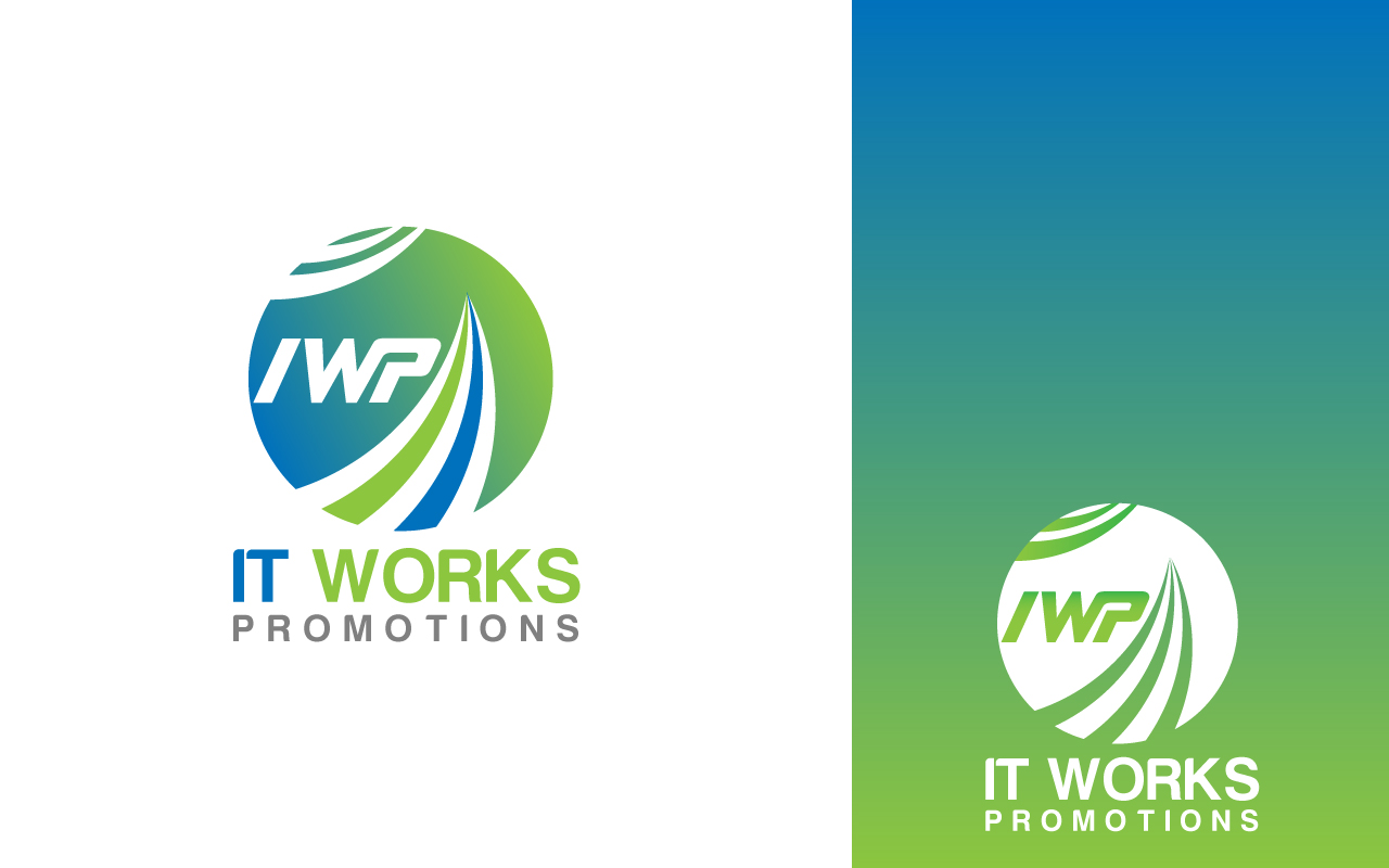 Logo Design by Jagdeep Singh - Entry No. 175 in the Logo Design Contest Creative Logo Design for It Works Promotions.