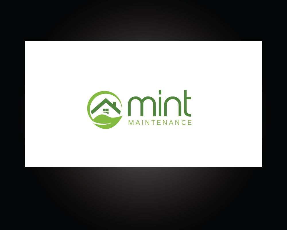 Logo Design by roc - Entry No. 191 in the Logo Design Contest Creative Logo Design for Mint Maintenance.
