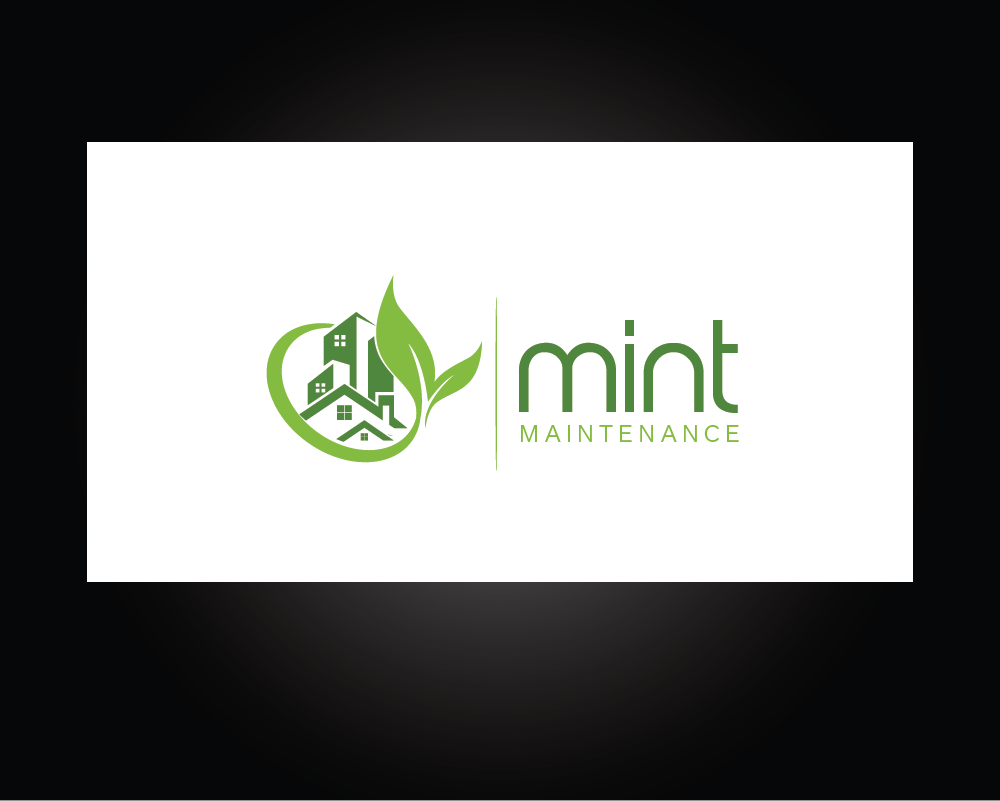 Logo Design by roc - Entry No. 193 in the Logo Design Contest Creative Logo Design for Mint Maintenance.