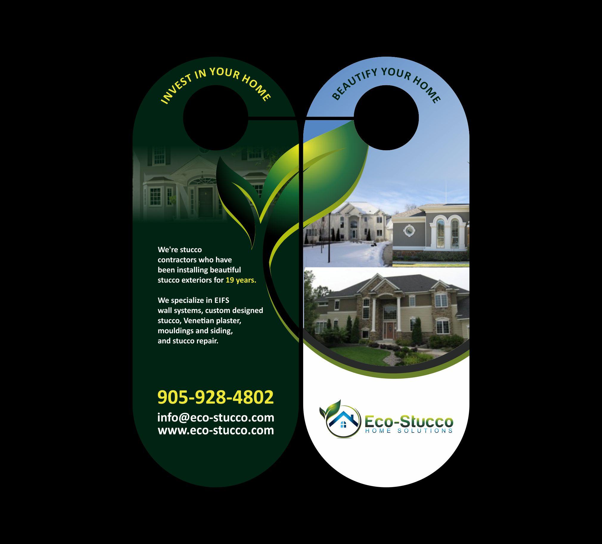 Custom Design by Muhammad Aslam - Entry No. 46 in the Custom Design Contest Eco-Stucco Home Solutions Custom Design.