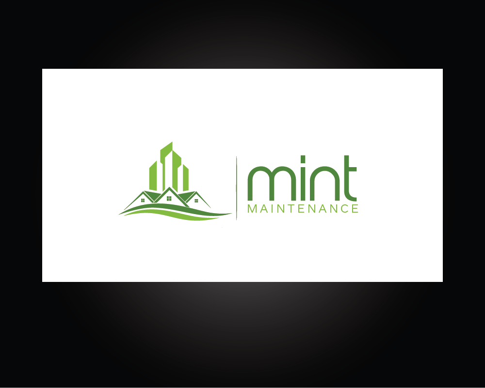 Logo Design by roc - Entry No. 194 in the Logo Design Contest Creative Logo Design for Mint Maintenance.