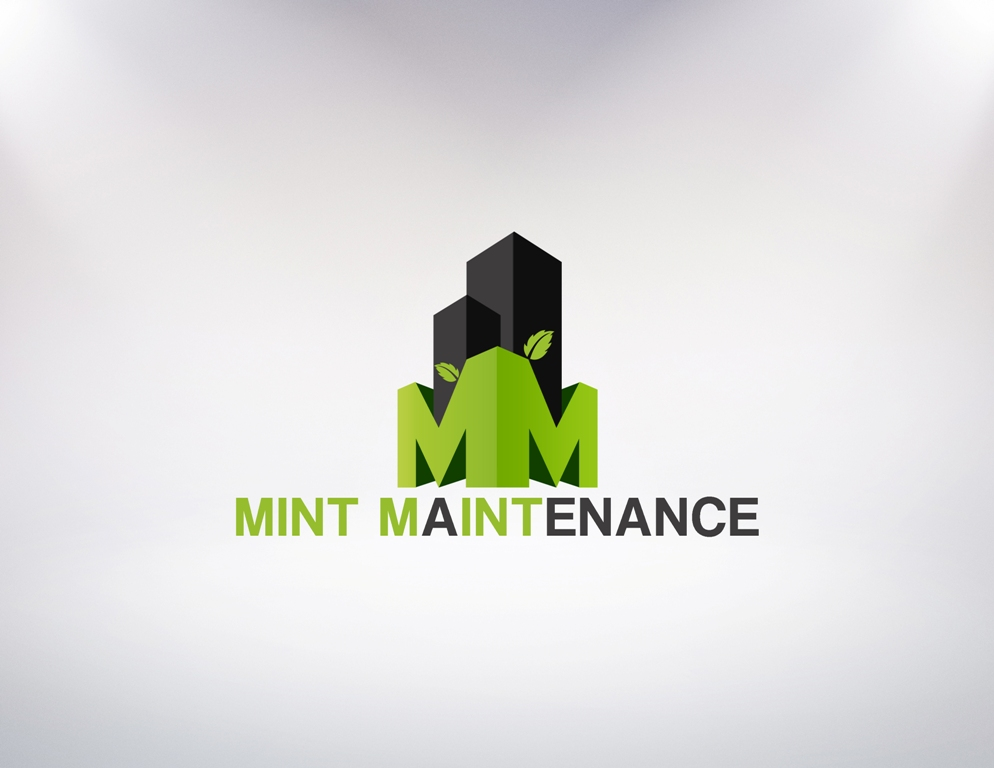 Logo Design by Juan_Kata - Entry No. 196 in the Logo Design Contest Creative Logo Design for Mint Maintenance.