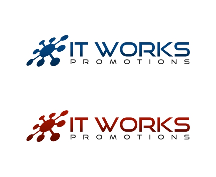 Logo Design by Juan_Kata - Entry No. 178 in the Logo Design Contest Creative Logo Design for It Works Promotions.