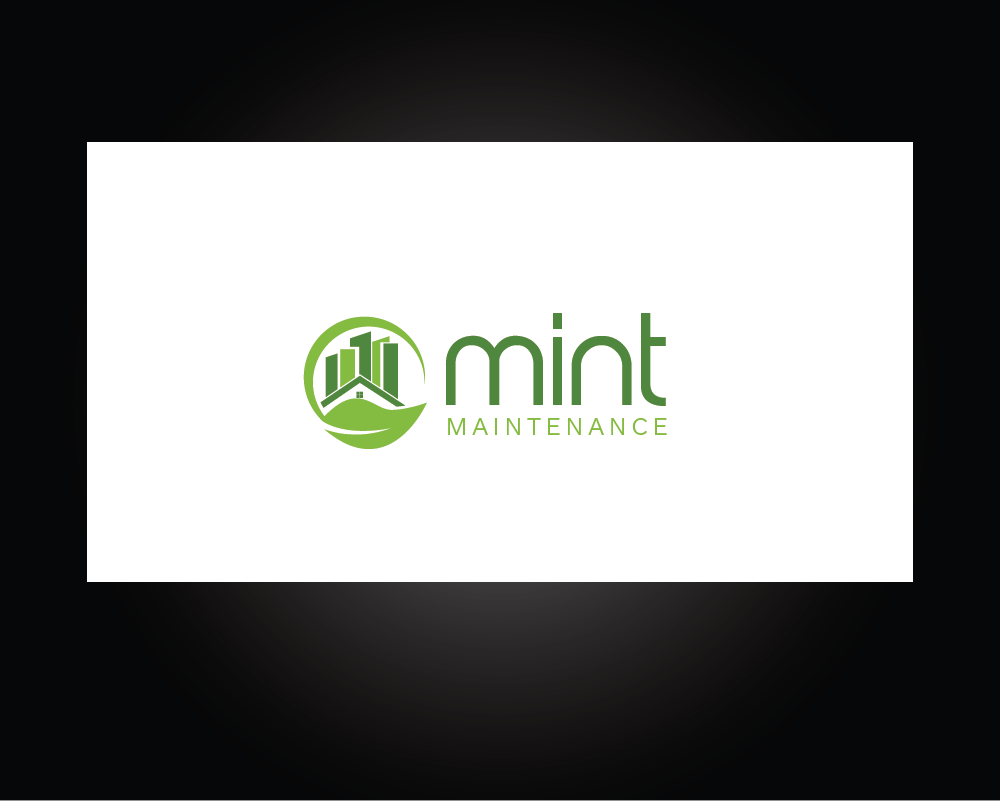Logo Design by roc - Entry No. 198 in the Logo Design Contest Creative Logo Design for Mint Maintenance.