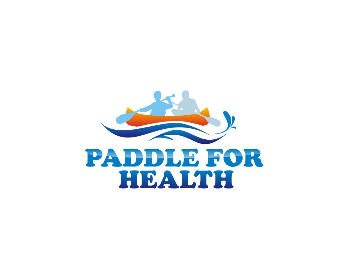 Logo Design by blackmarker - Entry No. 7 in the Logo Design Contest Creative Logo Design for Paddle for Health.