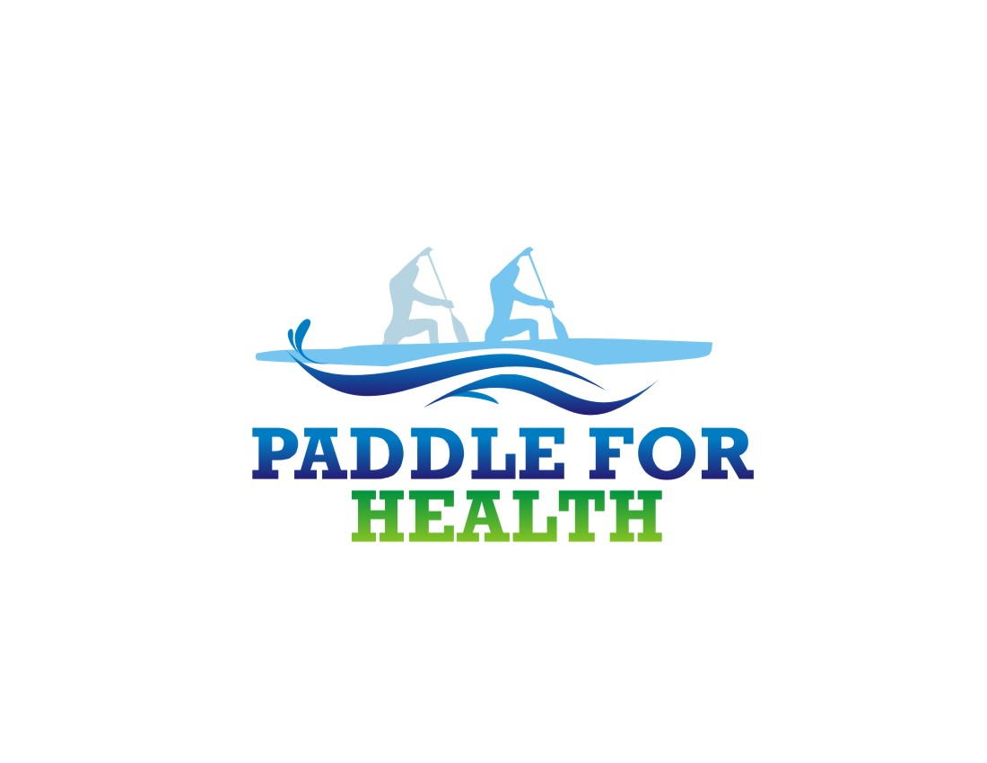 Logo Design by blackmarker - Entry No. 8 in the Logo Design Contest Creative Logo Design for Paddle for Health.