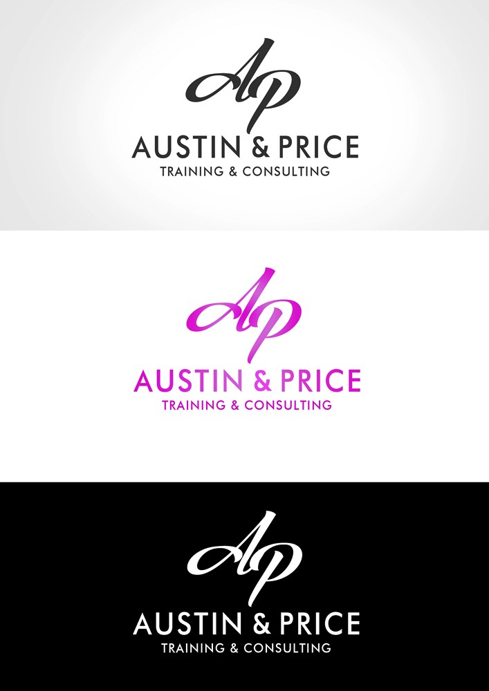 Logo Design by Respati Himawan - Entry No. 99 in the Logo Design Contest Artistic Logo Design for Austin Price Advisory.