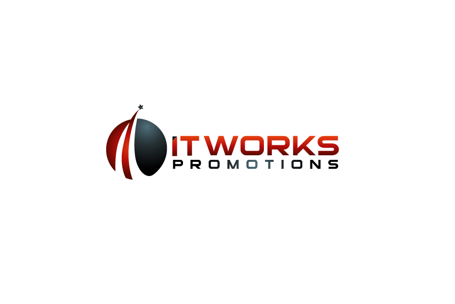 Logo Design by Private User - Entry No. 188 in the Logo Design Contest Creative Logo Design for It Works Promotions.