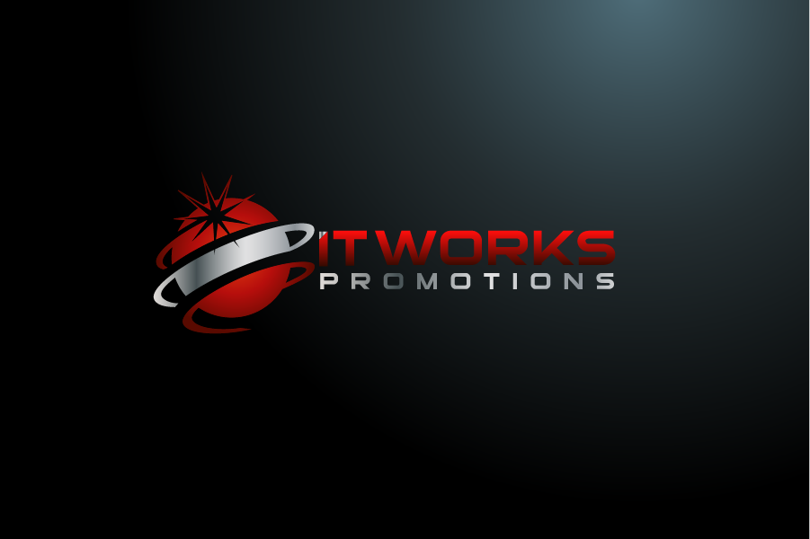 Logo Design by Private User - Entry No. 190 in the Logo Design Contest Creative Logo Design for It Works Promotions.