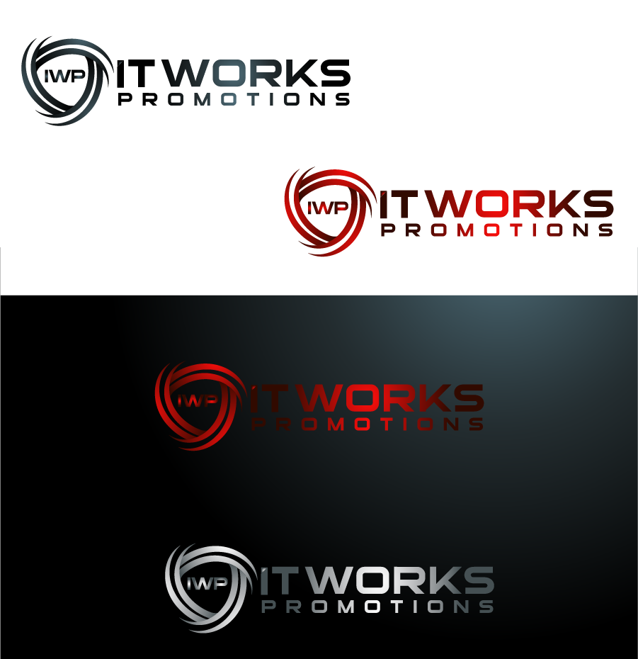 Logo Design by Private User - Entry No. 193 in the Logo Design Contest Creative Logo Design for It Works Promotions.