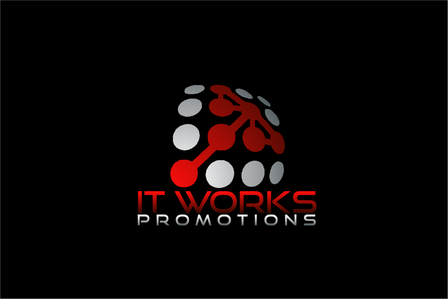 Logo Design by Private User - Entry No. 195 in the Logo Design Contest Creative Logo Design for It Works Promotions.
