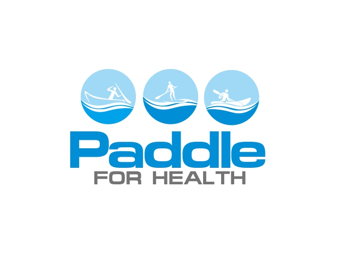 Logo Design by ronny - Entry No. 11 in the Logo Design Contest Creative Logo Design for Paddle for Health.