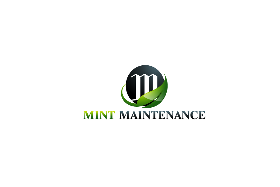 Logo Design by Private User - Entry No. 199 in the Logo Design Contest Creative Logo Design for Mint Maintenance.