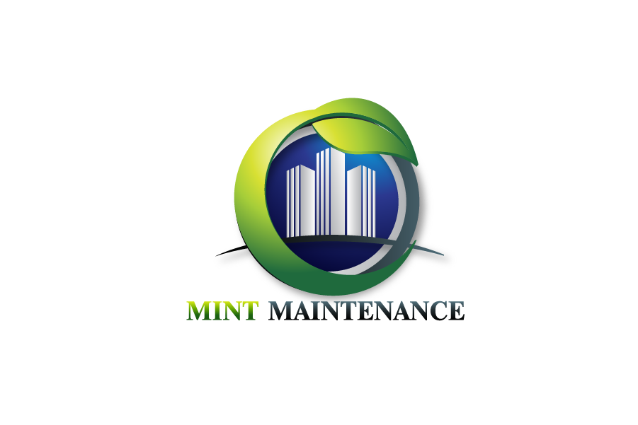 Logo Design by Private User - Entry No. 200 in the Logo Design Contest Creative Logo Design for Mint Maintenance.