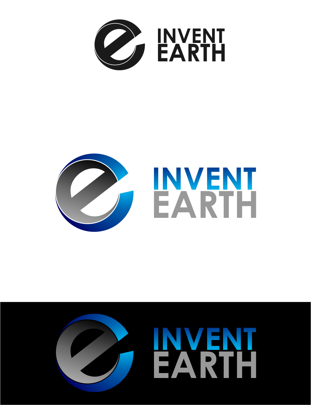 Logo Design by Agus Martoyo - Entry No. 86 in the Logo Design Contest Artistic Logo Design for Invent Earth.