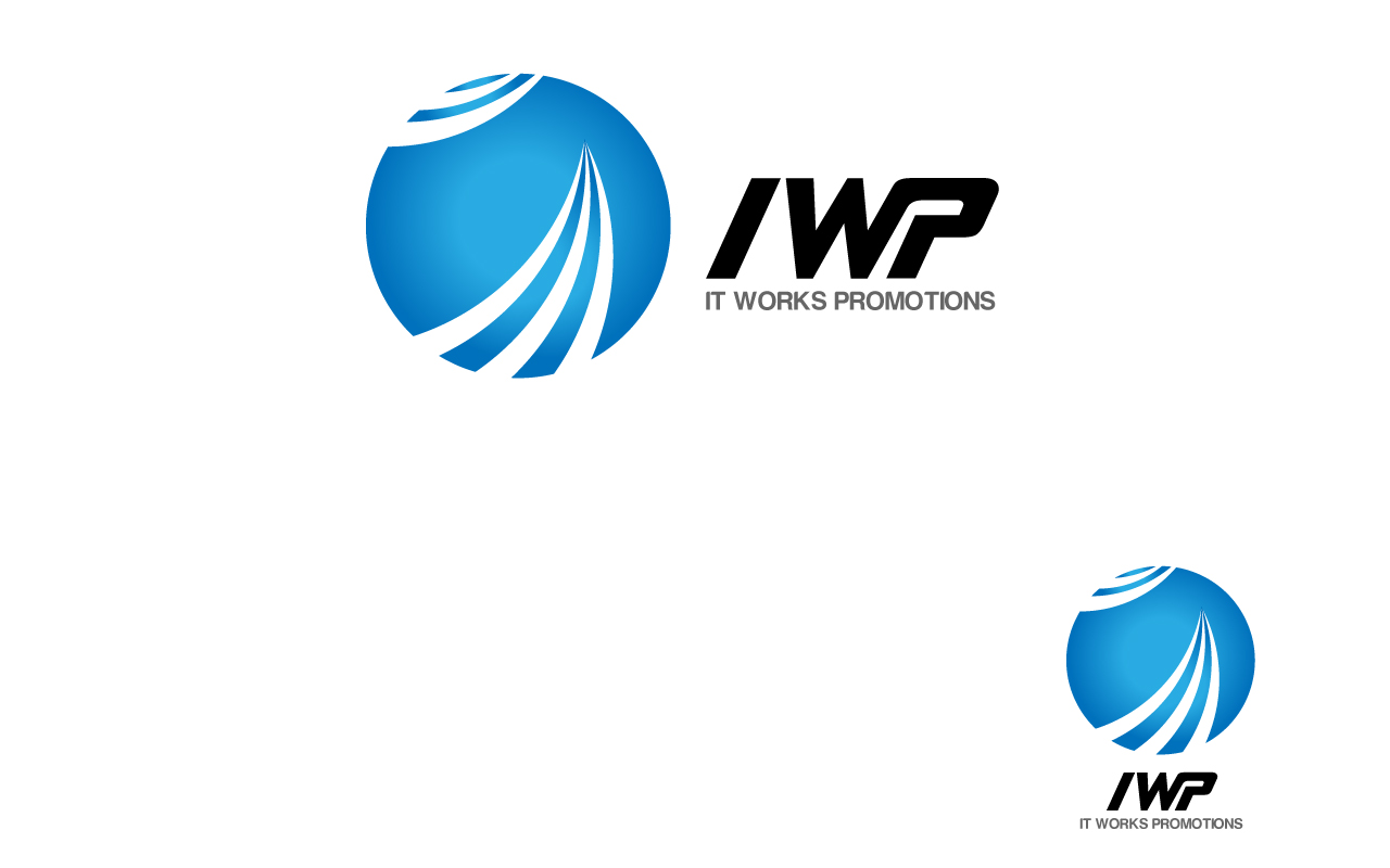 Logo Design by Jagdeep Singh - Entry No. 202 in the Logo Design Contest Creative Logo Design for It Works Promotions.