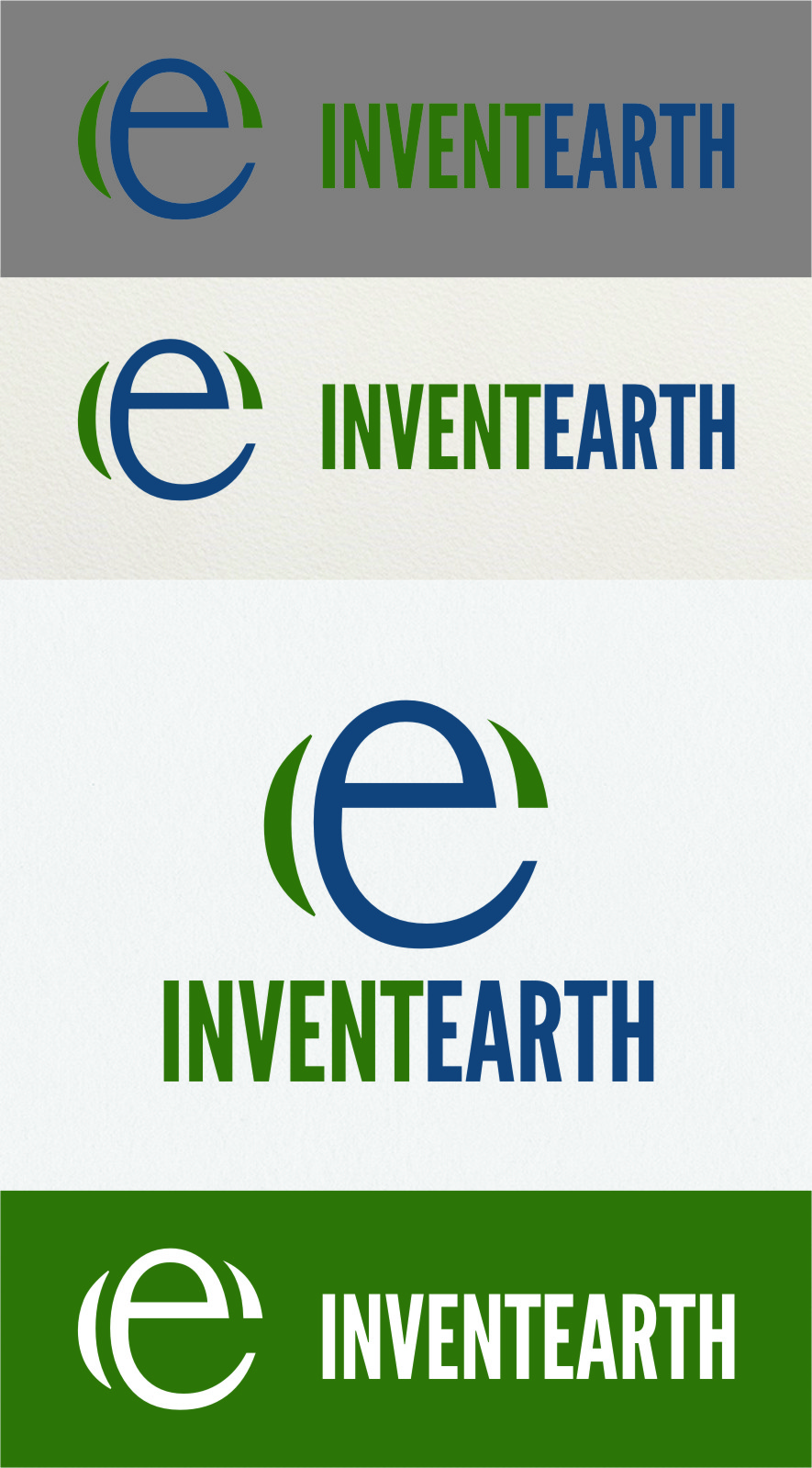 Logo Design by Ngepet_art - Entry No. 88 in the Logo Design Contest Artistic Logo Design for Invent Earth.