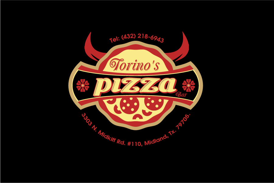Custom Design by Private User - Entry No. 32 in the Custom Design Contest Torino's Pizza Bar Custom Design.