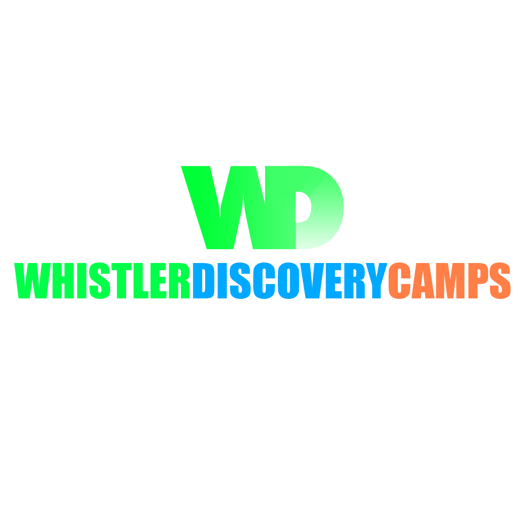 Logo Design by KingCustoms - Entry No. 1 in the Logo Design Contest Captivating Logo Design for Whistler Discovery Camps.
