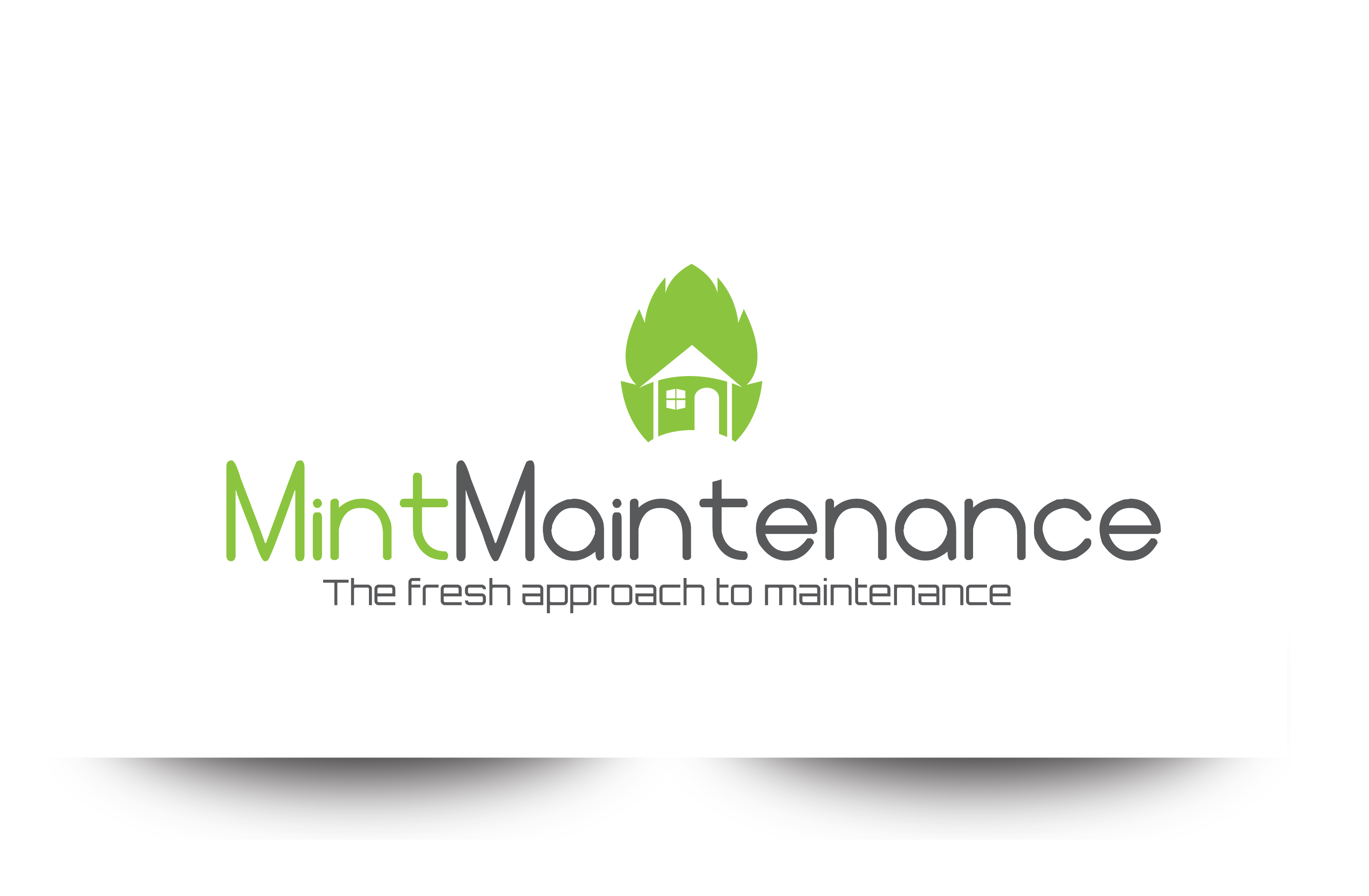 Logo Design by demang - Entry No. 206 in the Logo Design Contest Creative Logo Design for Mint Maintenance.